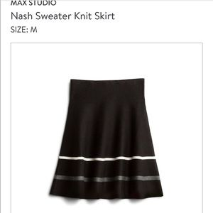 Stitch fix Max Studio skirt NWT